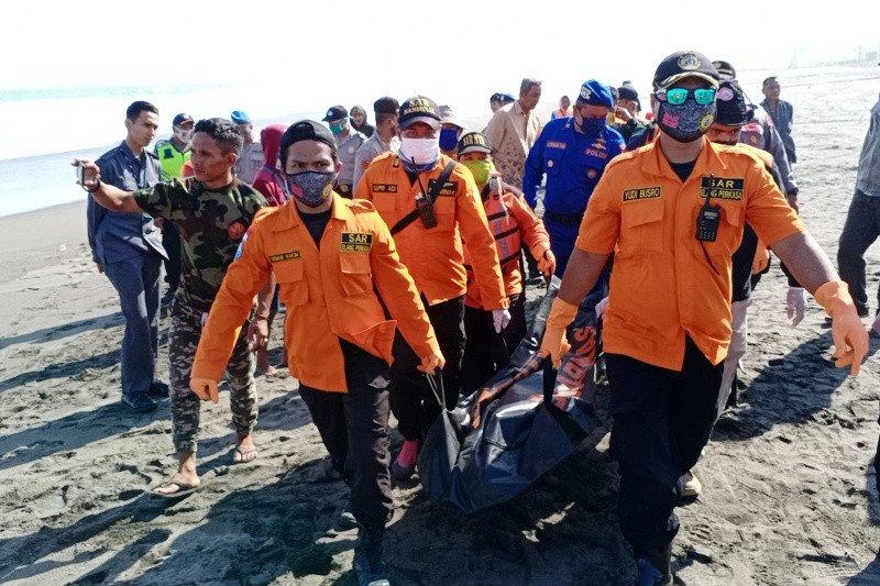 Dua korban tenggelam di muara Sungai Lukulo ditemukan sudah meninggal