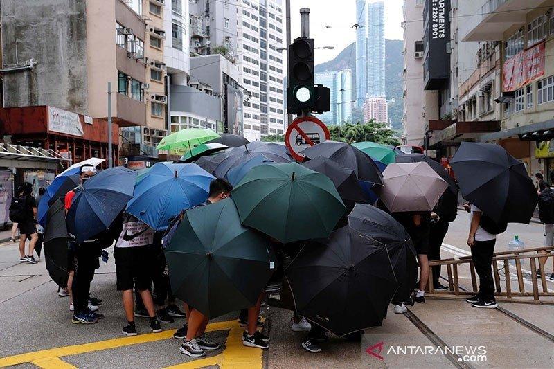 Kritik UU keamanan Hong Kong, serikat mahasiswa tak diakui universitas