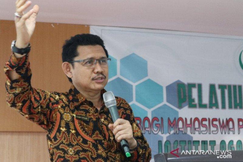 Rektor IAIN Palu: Pembatalan haji bentuk peduli pemerintah ke warga