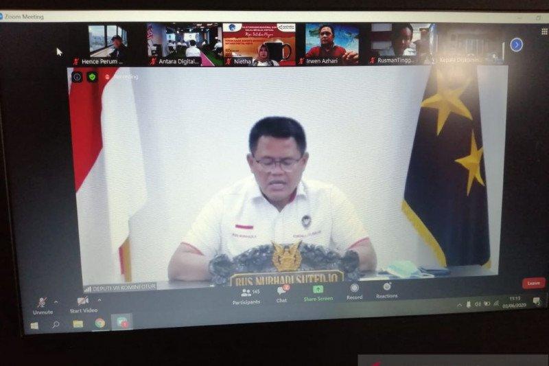 Deputi: Kominfo-ANTARA ujung tombak lawan hoaks dan satukan negeri