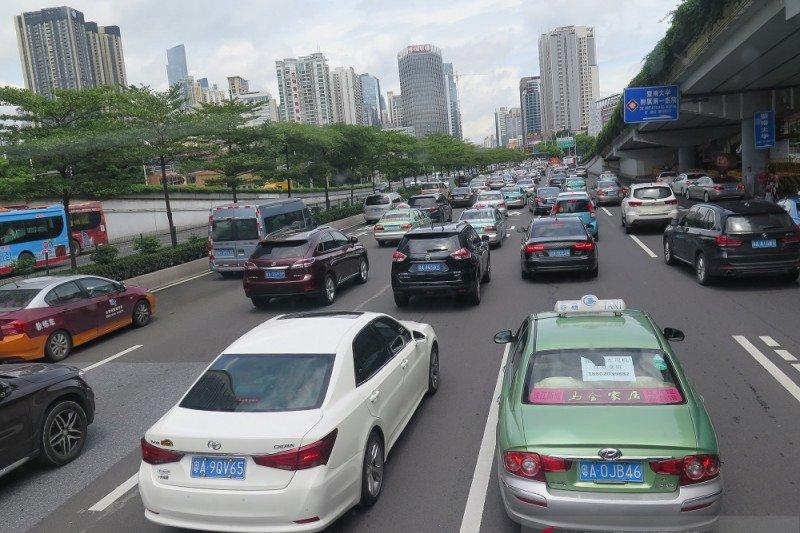Warga Beijing belum punya kendaraan jadi prioritas undian nopol