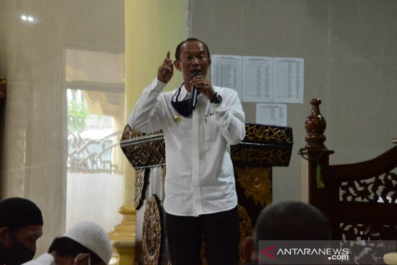 Pemkot Palembang galakkan tata cara ibadah menuju normal baru