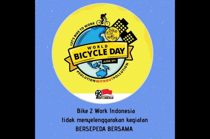 B2W Indonesia rilis panduan bersepeda saat normal baru