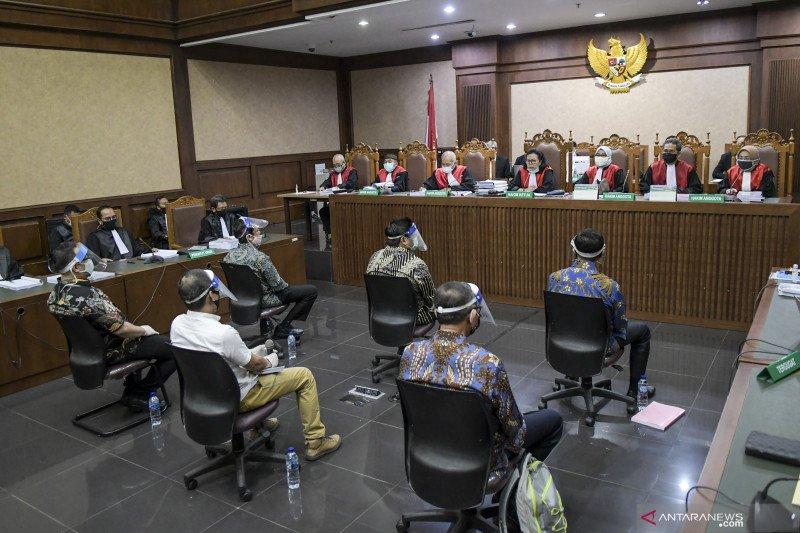 PT Jakarta pangkas vonis eks Dirkeu Jiwasraya jadi 20 tahun penjara