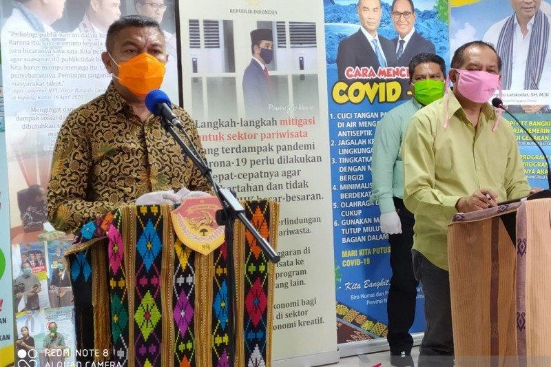 Pasien positif COVID-19 sembuh di NTT bertambah enam orang