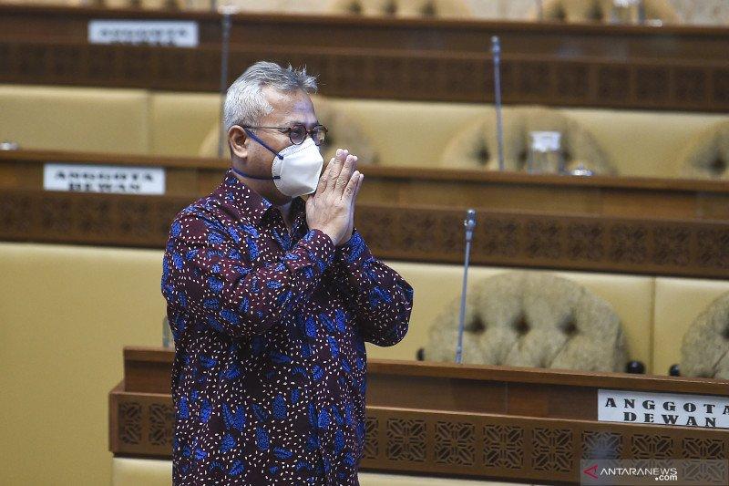 Kemarin, rapat revisi anggaran Pilkada hingga DKPP beri sanksi