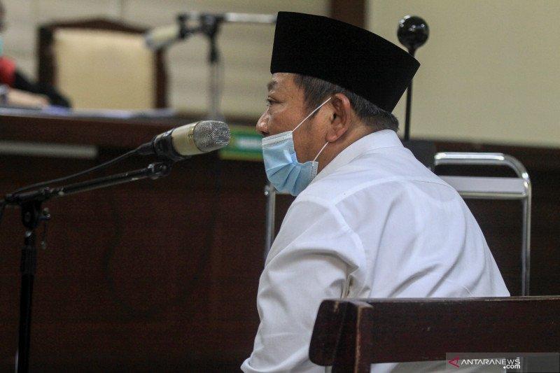 Bupati Sidoarjo nonaktif Saiful dituntut 4 tahun penjara