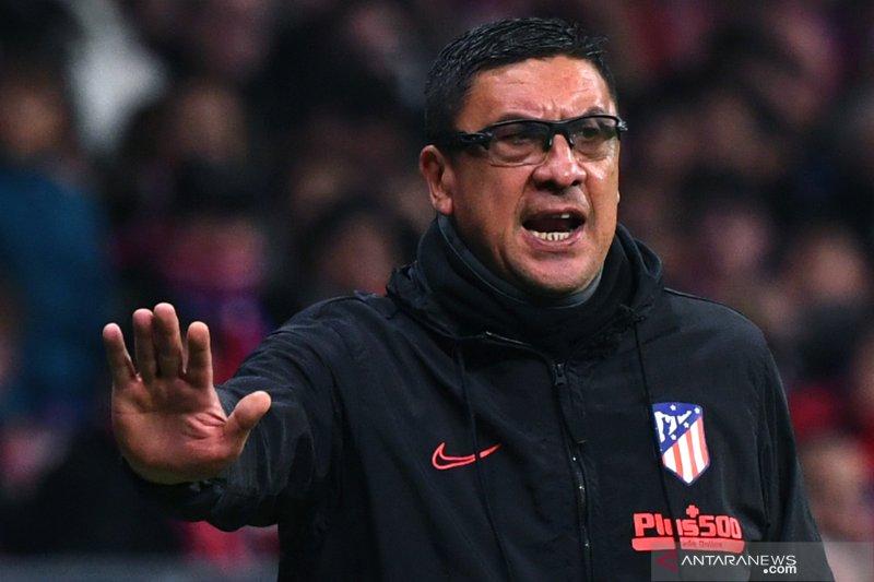 Burgos berencana tinggalkan Atletico untuk kejar mimpi jadi pelatih