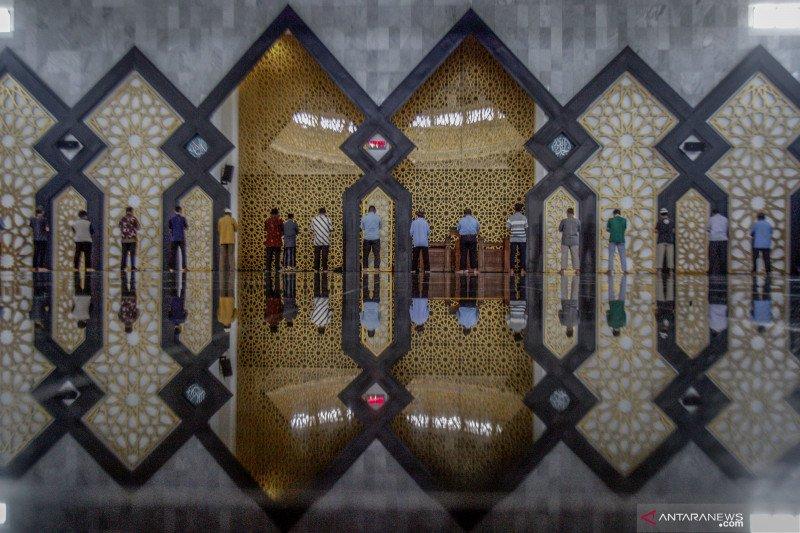 Dewan Masjid bantu sosialisasi penerapan protokol kesehatan di masjid