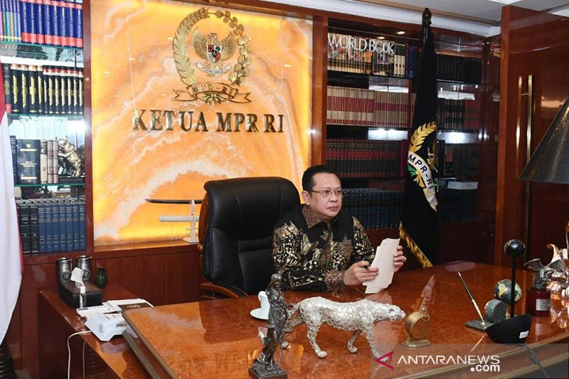 Ketua MPR minta generasi muda teladani perjuangan pendahulunya