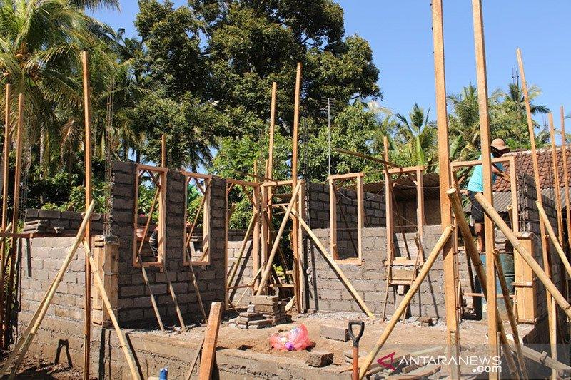 Kementerian PUPR pastikan 500 rumah di Bali dapat bantuan bedah rumah