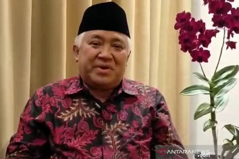 Din Syamsuddin: Calon jamaah perlu diyakinkan soal penundaan haji