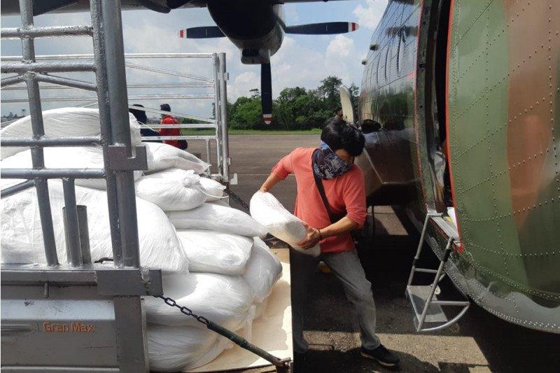 Operasi TMC ketiga di Riau hasilkan hujan 2,2 juta meter kubik