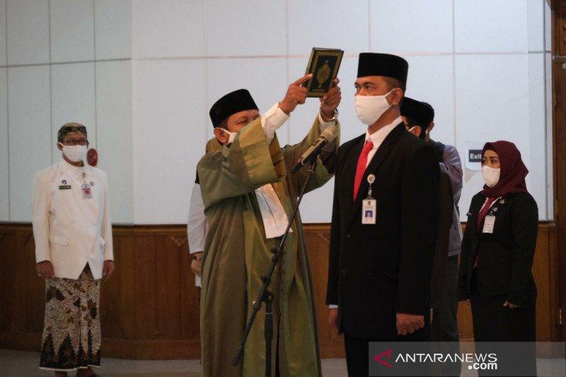Wali Kota Surakarta: Pejabat baru gerak cepat tangani dampak COVID-19