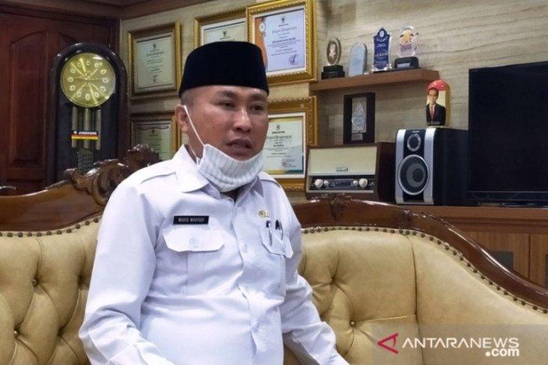 Peserta pelantikan di Surabaya meninggal positif COVID-19
