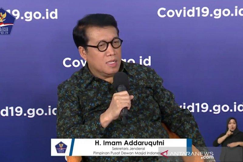 Sekjen Dewan Masjid Indonesia: Pancasila sudah final