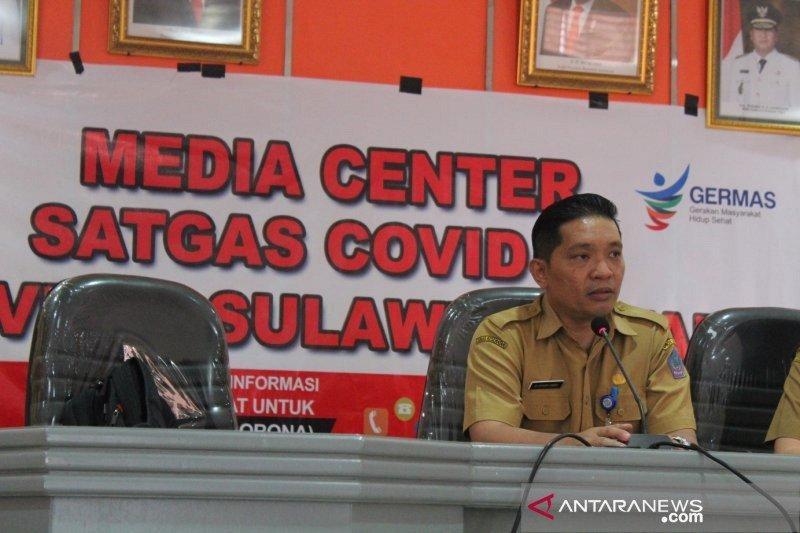 Ada tambahan 10, pasien positif COVID-19 di Sulut naik 391 orang