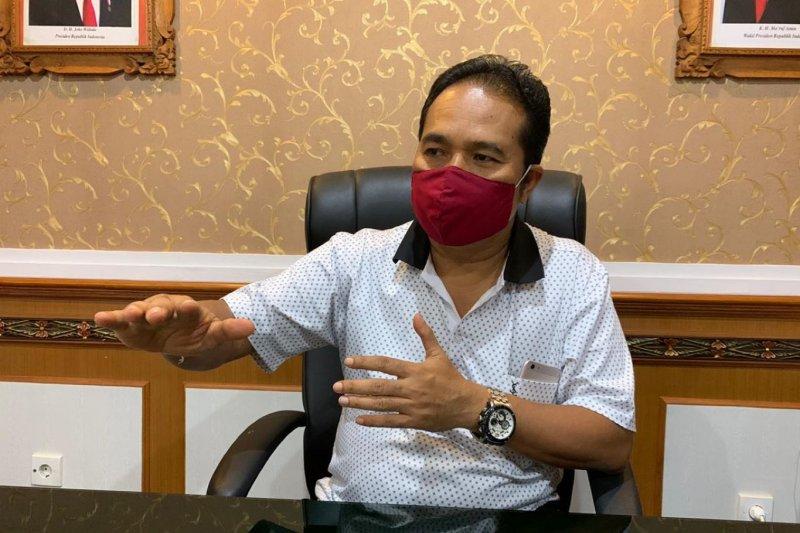 Tambah tujuh, kasus positif COVID-19 di Kota Denpasar naik 117 orang