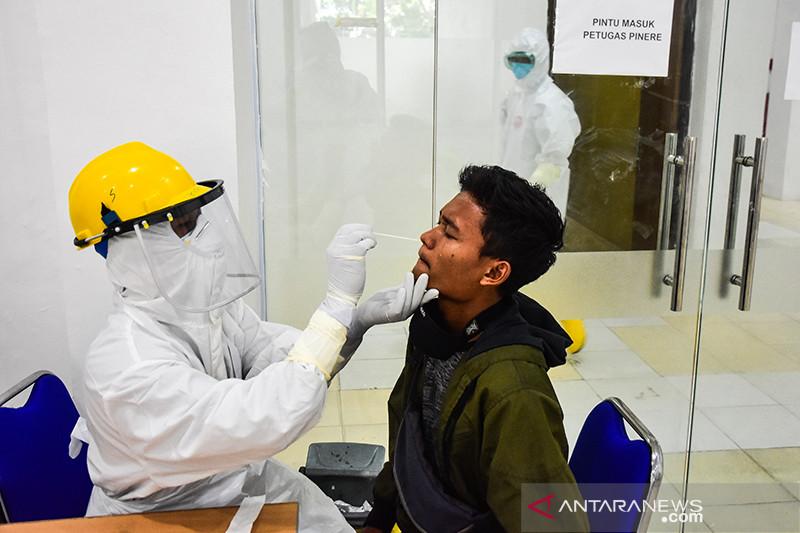 Ramai peminat, RSUD Riau batasi tes PCR COVID-19 berbayar