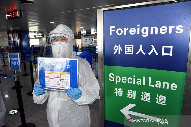 Kasus virus corona China mereda, tak ada kasus baru di Beijing