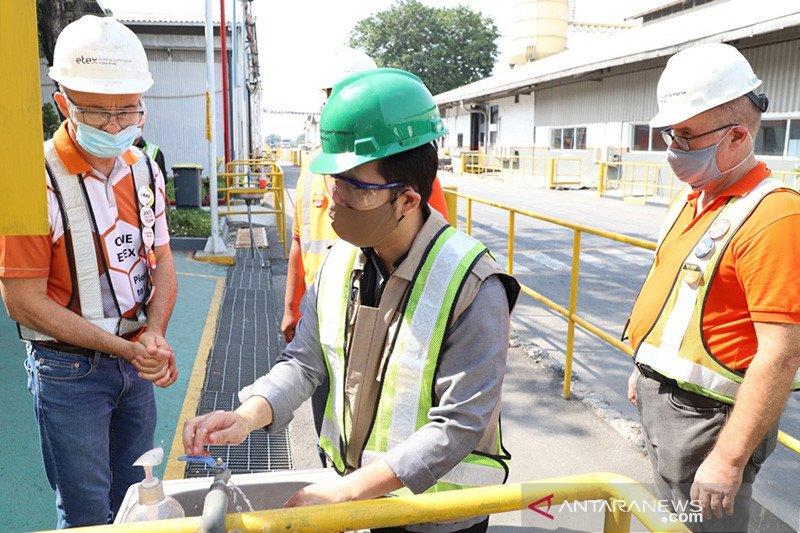 Wagub Jatim optimis industri tetap produktif