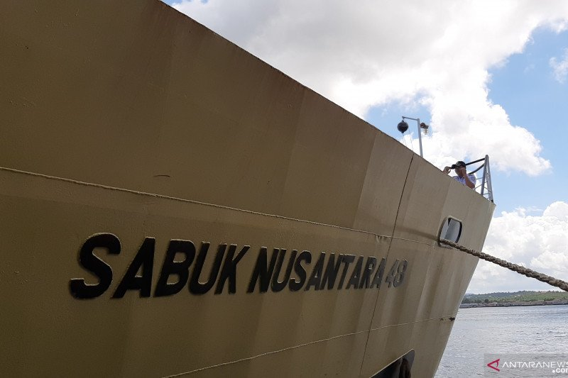 Pasien positif COVID-19 klaster KM Sabuk Nusantara 48 jadi 3 orang