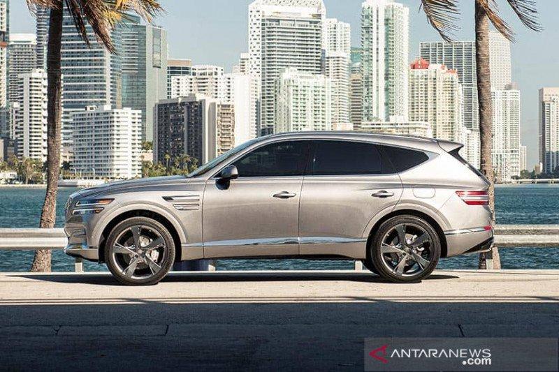 Hyundai segera luncurkan SUV Genesis GV80 di AS