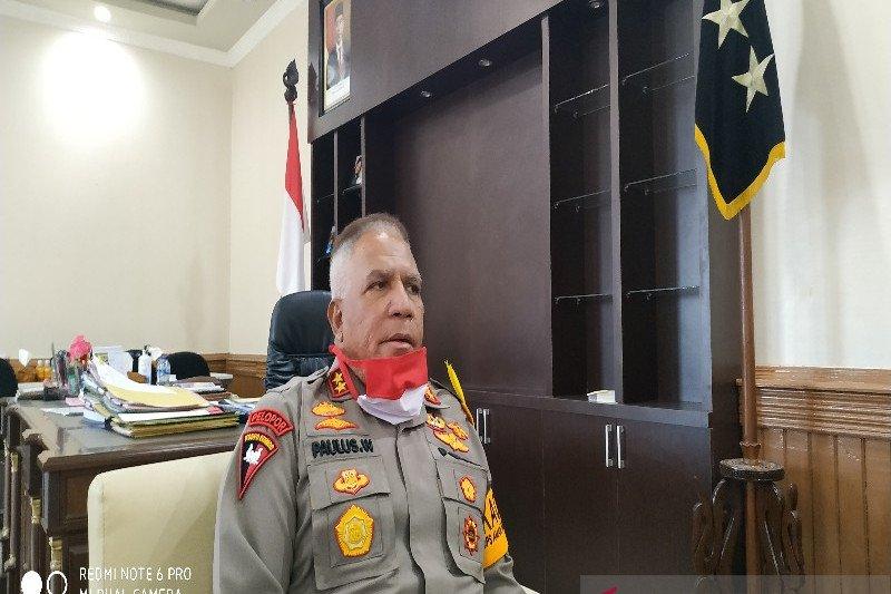 Kapolda Papua akui anggota Polri meninggal akibat COVID-19