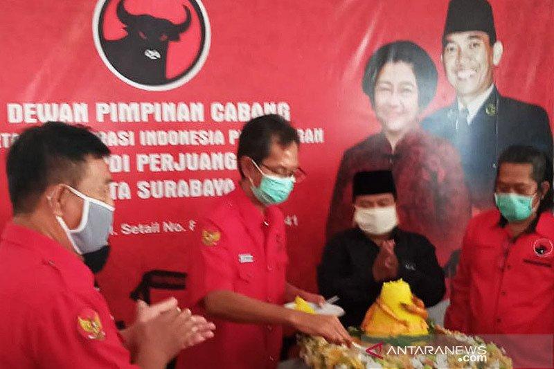 Hari lahir Bung Karno, PDIP Surabaya gelar aksi sosial