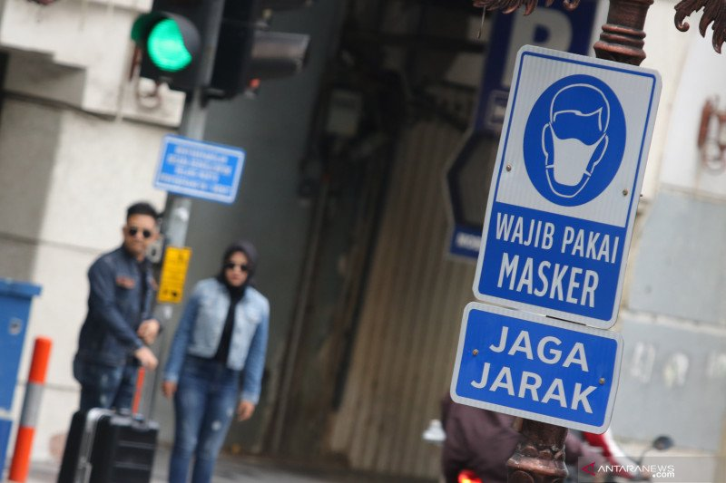 Jalan Tunjungan dan Raya Darmo Surabaya ditutup Jumat dan Sabtu