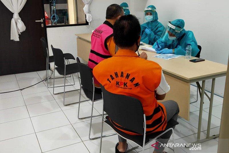 45 tahanan di Rutan KPK ikuti