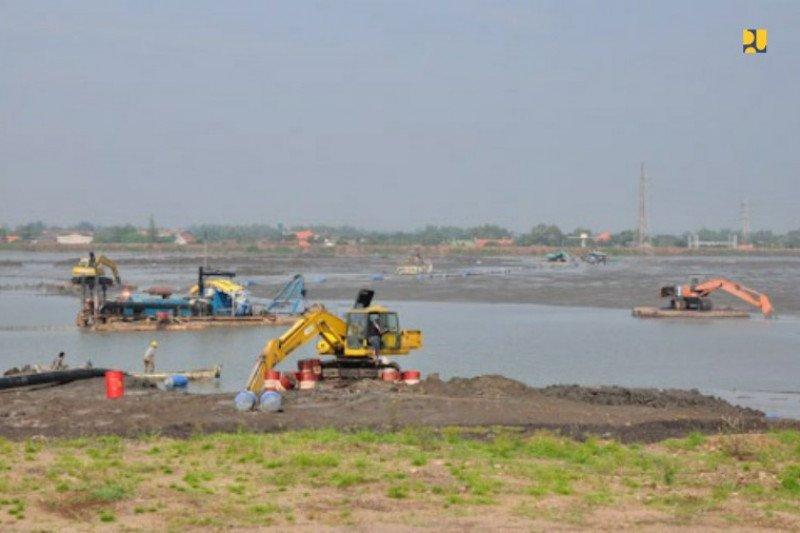PUPR ajukan anggaran Rp1,5 triliun untuk korban lumpur Sidoarjo