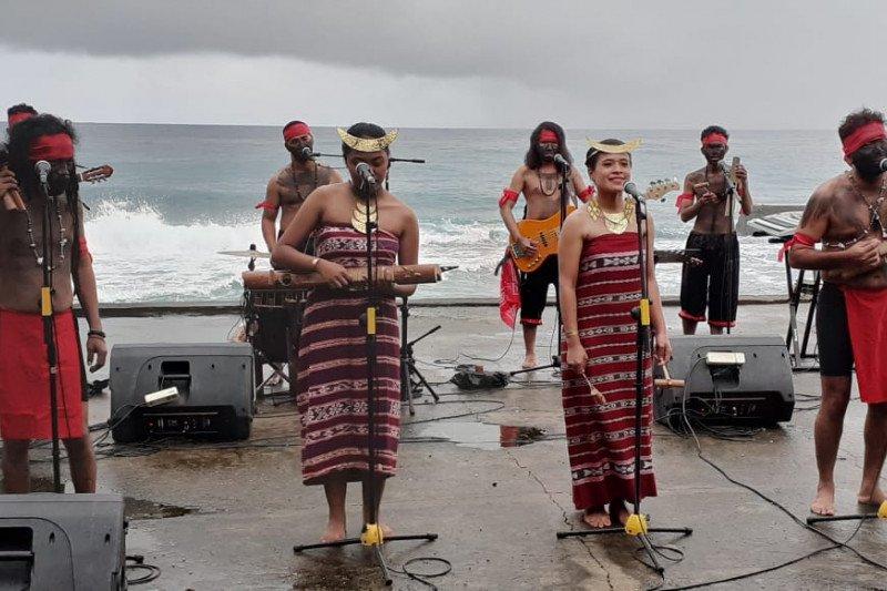 Musisi kota Ambon berpartisipasi di Fete de la Musique