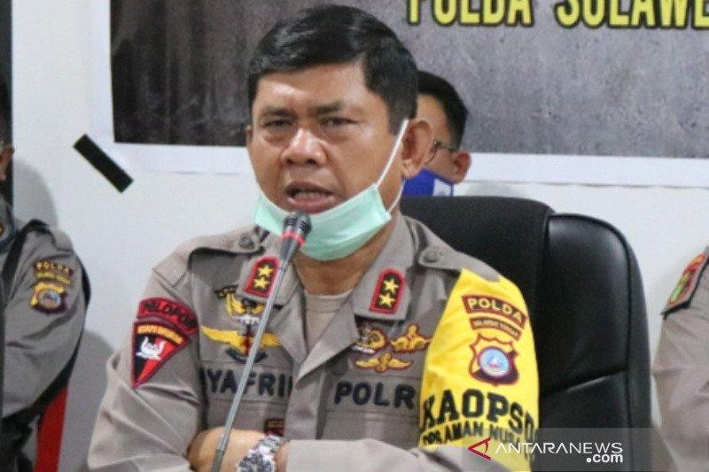 Kapolda Sulteng: terjadi kontak tembak aparat dengan kelompok MIT Poso