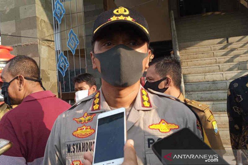 Densus 88 kembali tangkap terduga teroris di Cirebon