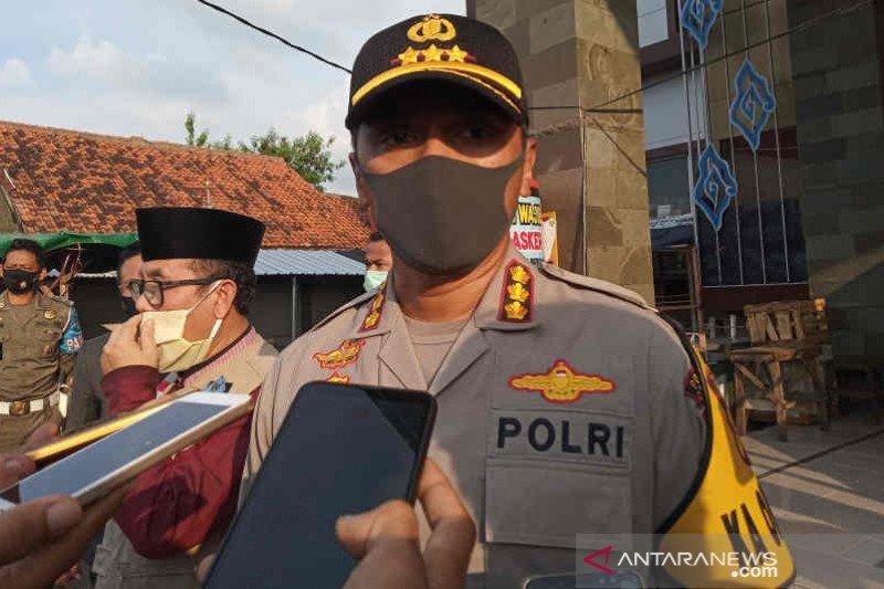 Kapolresta Cirebon : Terduga teroris AH jaringan JAD