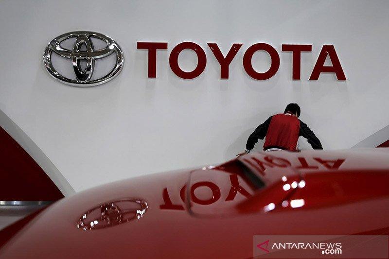 Toyota produsen otomotif terbesar dunia lampaui Volkswagen