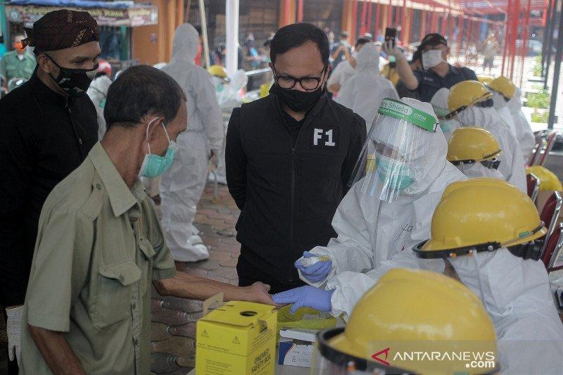 Positif COVID-19 di Kota Bogor bertambah 16 kasus