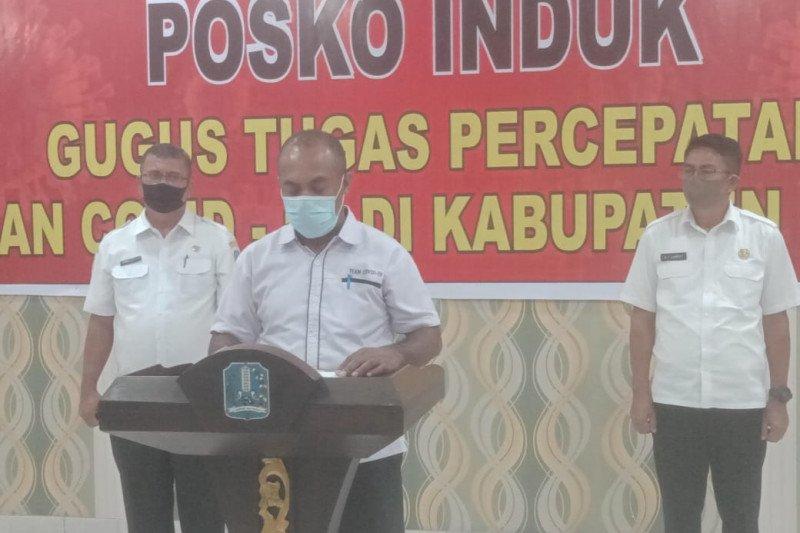 Ada tambahan sembilan, positif COVID-19 di Biak-Papua naik 49 orang