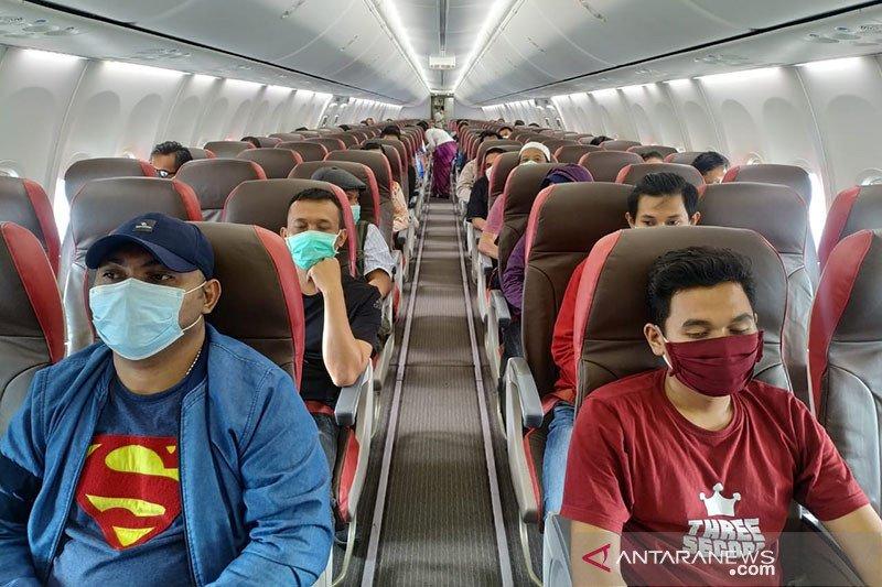 Menhub bakal tegur Batik Air diduga langgar protokol kesehatan