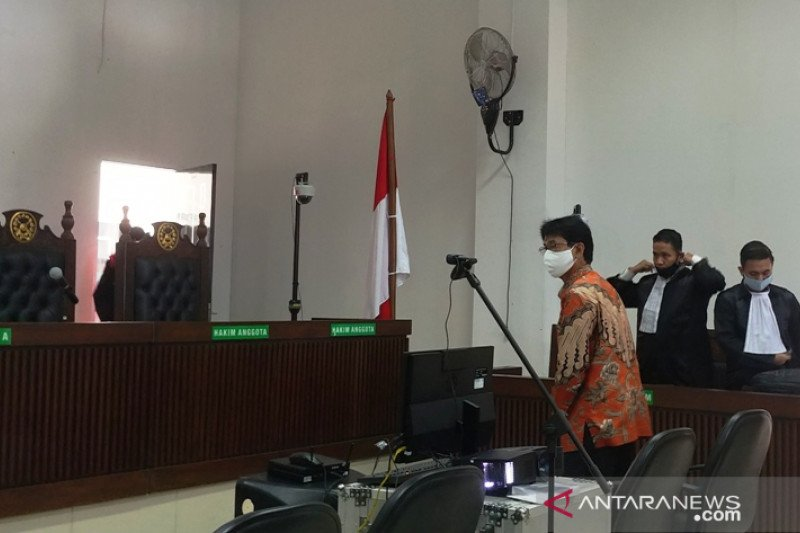 Muzni Zakaria minta pindah sel penahanan karena alasan kesehatan