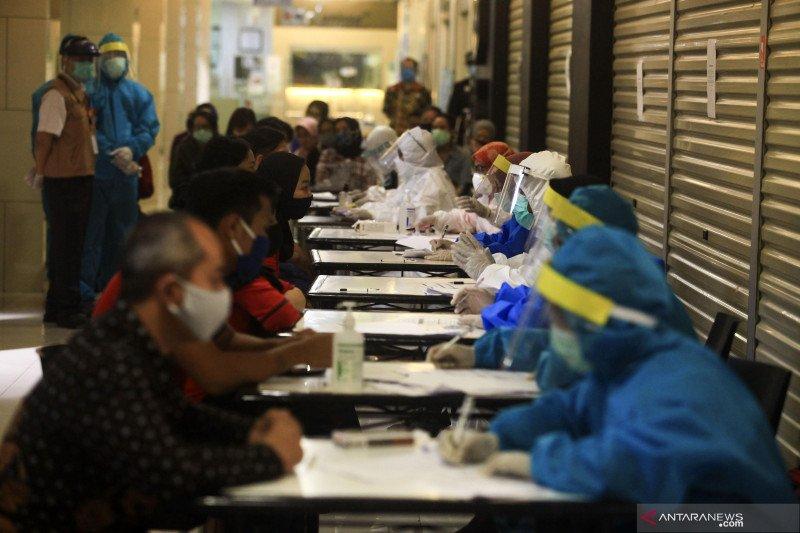 Yogyakarta akan lakukan pemeriksaan COVID-19 pada tenaga kesehatan