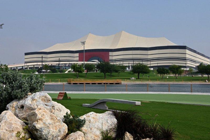 Pekerja stadion Piala Dunia Qatar berbulan-bulan tak digaji