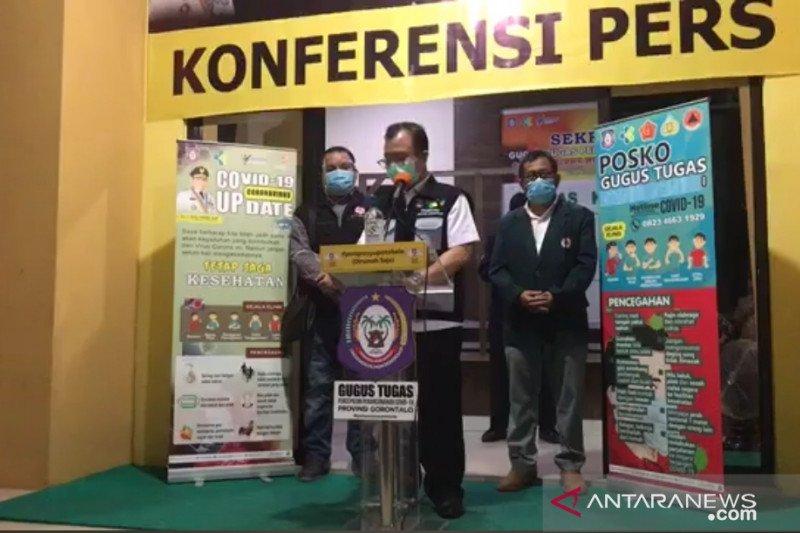 24 kasus baru positif COVID-19 di Gorontalo