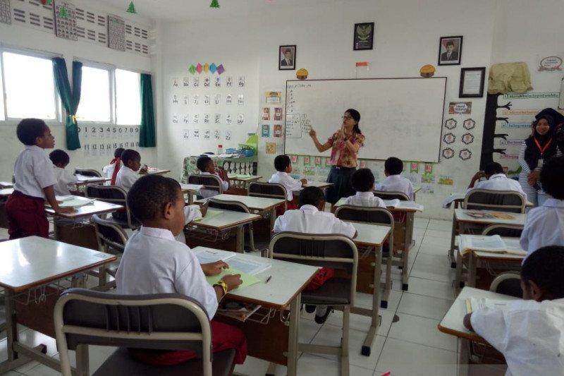 Survei FSGI : 21,3 persen sekolah siap dibuka kembali