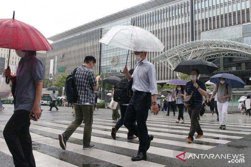 Jepang laporkan 107 kasus baru corona, tertinggi sejak 2 Mei