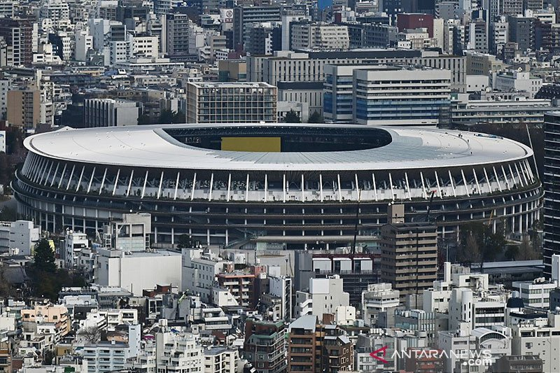 Laporan: Olimpiade yang tertunda butuh tambahan 1,9 miliar dolar AS