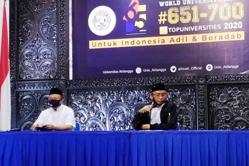 Unair Surabaya temukan lima kombinasi obat penawar COVID-19