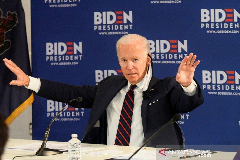 Joe Biden terima laporan intelijen soal Rusia pengaruhi pilpres