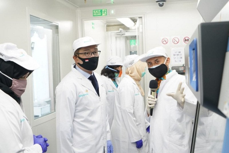 Mobile Laboratorium BSL-2 Indonesia dalam mendukung deteksi COVID-19